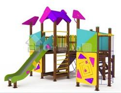 детские площадки и аттракционы